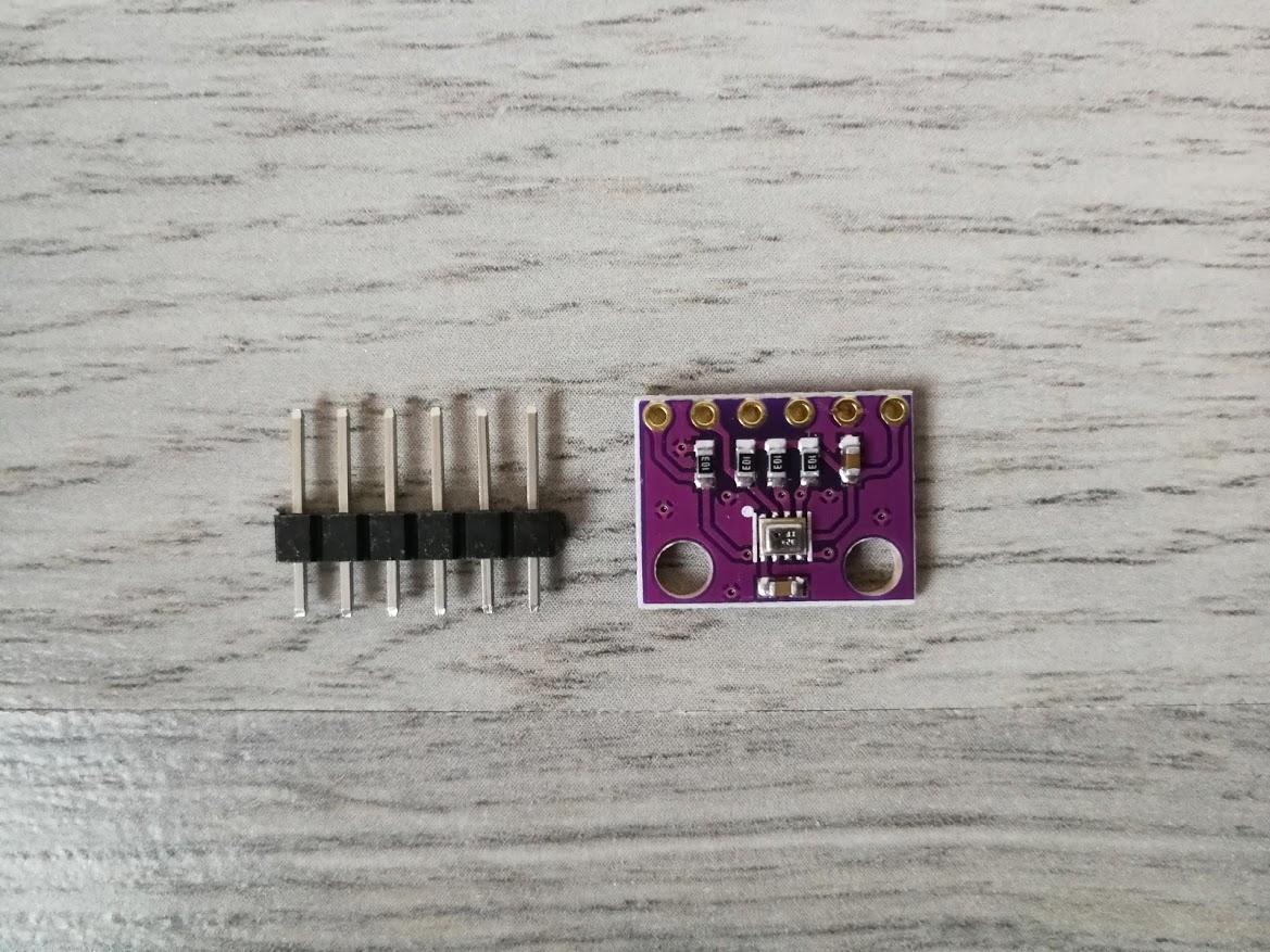 BME280 Temperatuur, Luchtdruk En Luchtvochtigheid Sensor