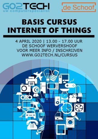 Basis Cursus Internet Of Things