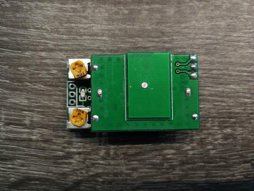 HFS-DC06 5.8GHz Microgolf – Radarsensormodule DC 5V