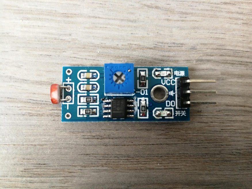 Licht Sensor