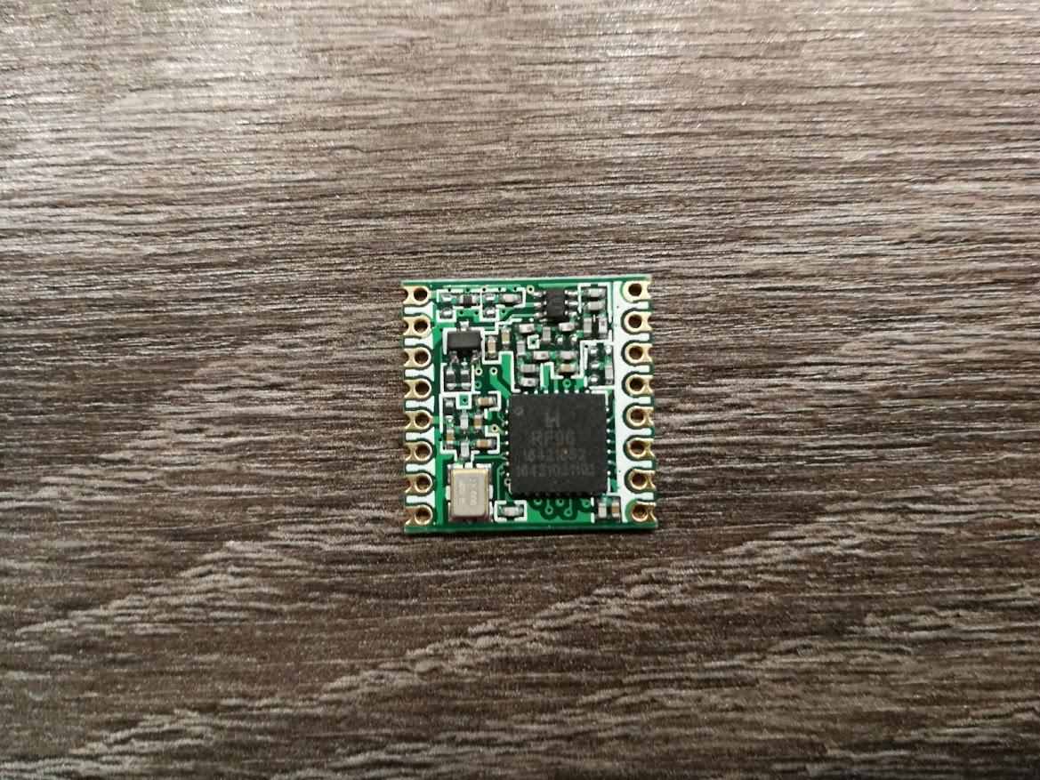 RFM95W LoRa Module