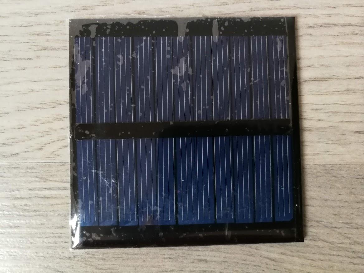 Zonnepaneel 65 X 65