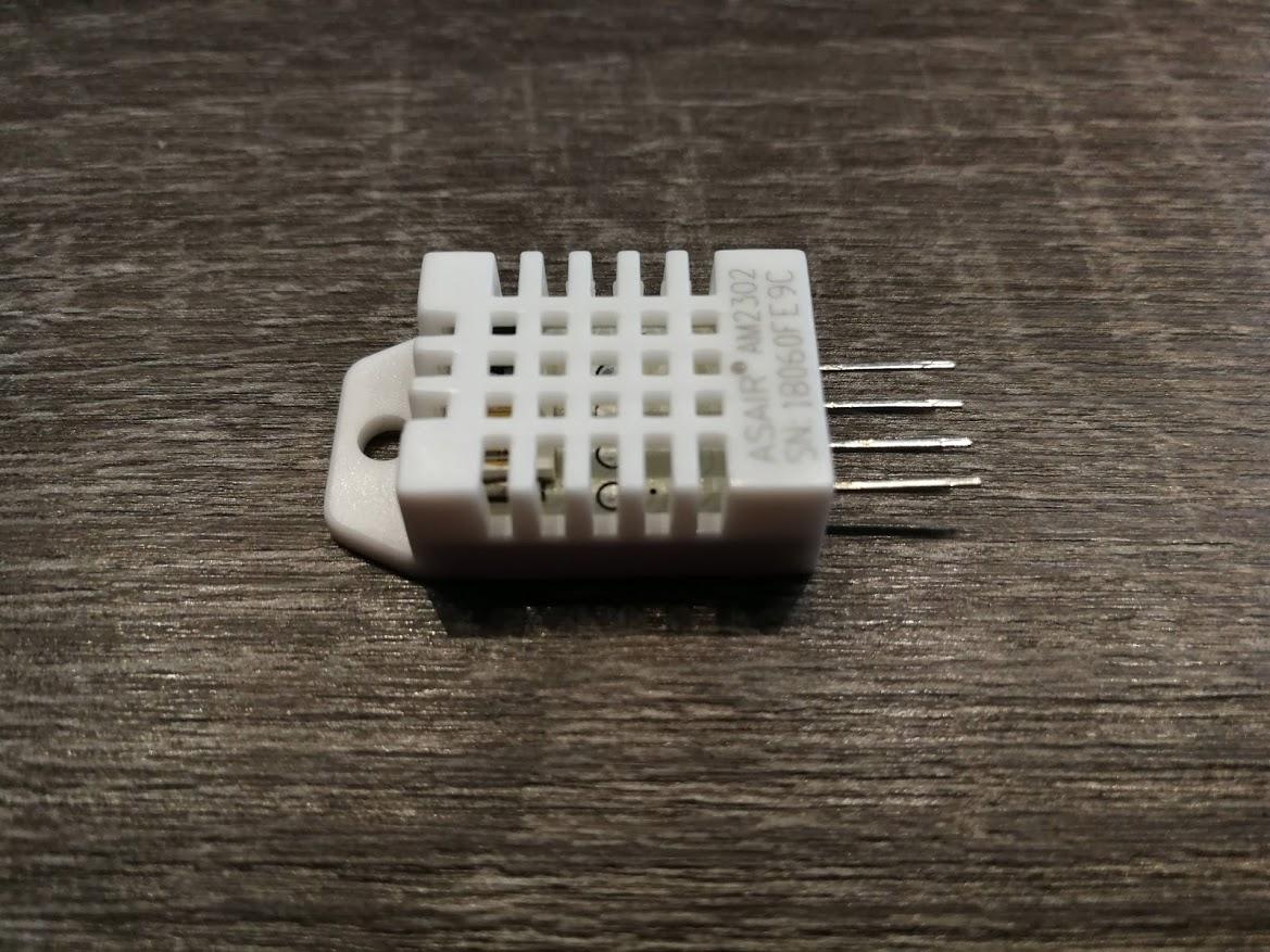 DHT22 Temperatuur En Luchtvochtigheid Sensor