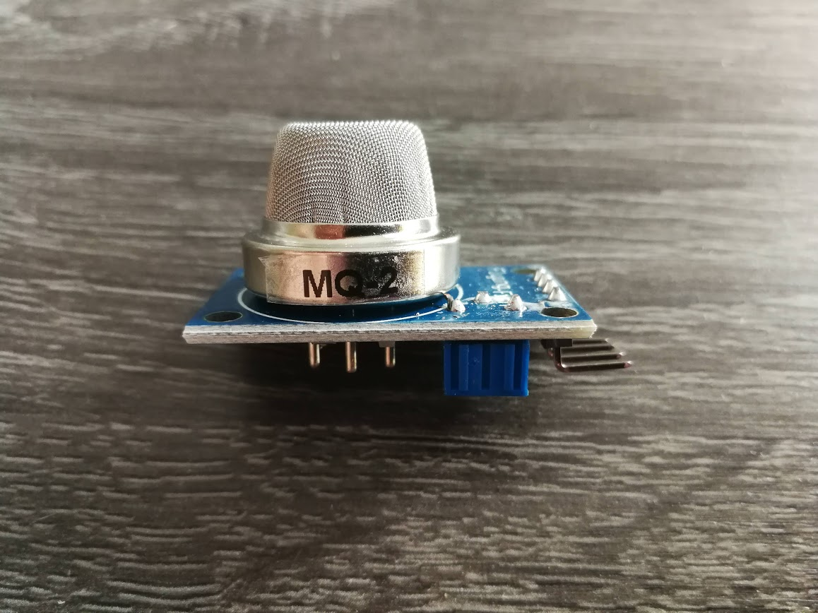 MQ2 Methane, Butane, LPG & Smoke Sensor