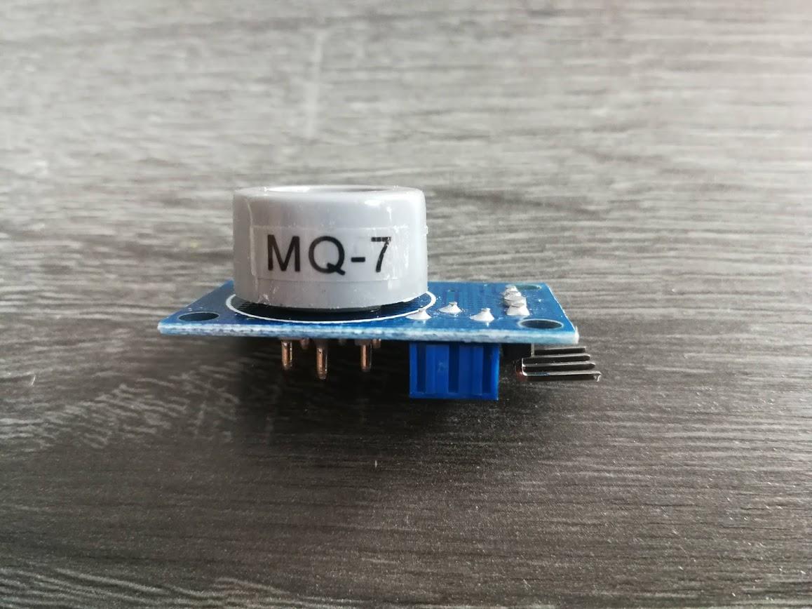 MQ7 Carbon Monoxide Gas Sensor