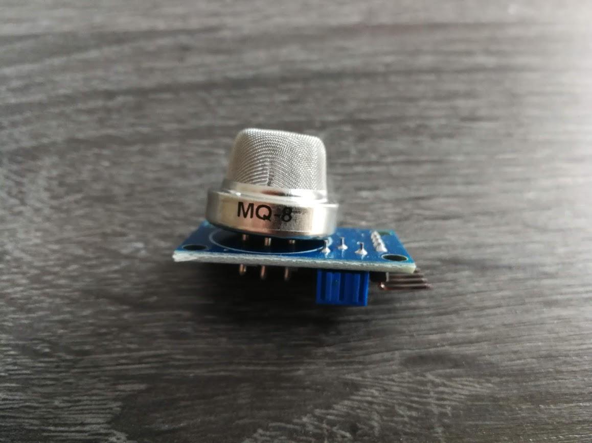 MQ8 Hydrogen Gas Sensor
