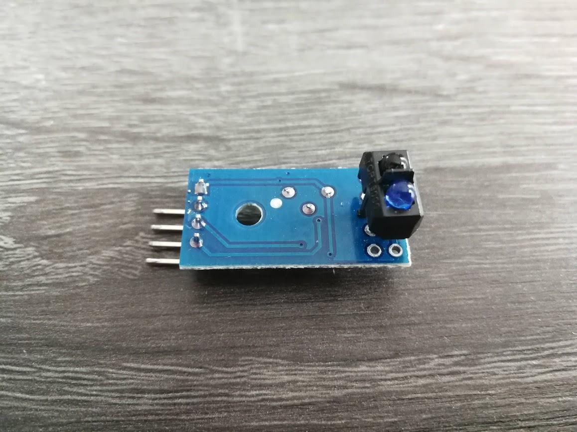 TCRT5000 IR Infrarood Lijn Volg Sensor Obstakel Avoidanc / Tracker Sensor